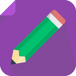 erase, pen, pencil, write icon