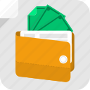 bank, buy, dollars, money, pay, payment, purchase, rich, shopping, wallet icon