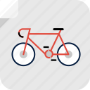bicycle, race, ride, transport icon