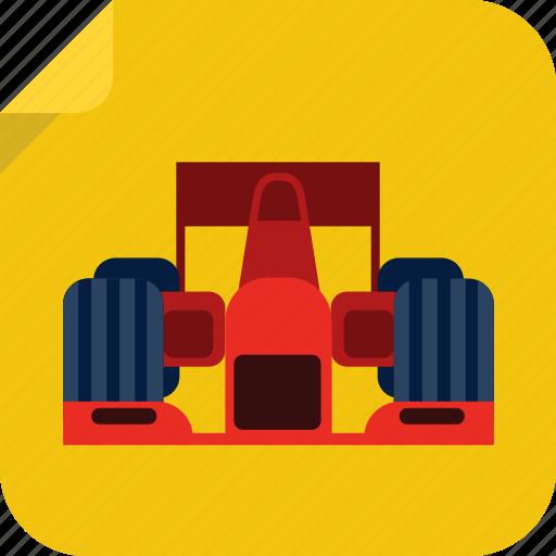 car, f1, formula one, race, racing icon