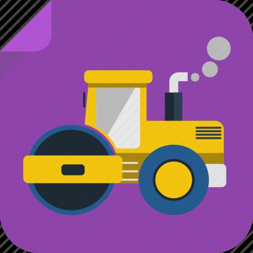drive, farmer, field, tractor, transport icon