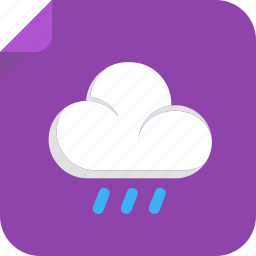 climate, cloud, cloudy, meteorology, rain, rainy, season, weather, weather forecast icon
