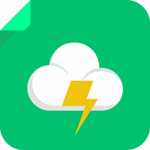 bad weather, climate, cloud, lightning, meteorology, storm, thunder, thunderbolt, weather icon