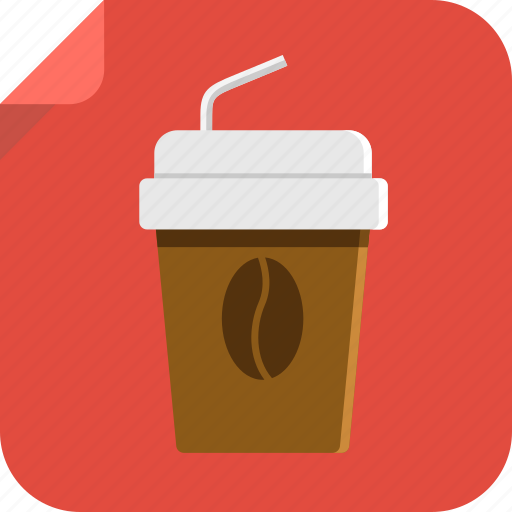 cafe, coffee, cup, drink, hot, restaurant, starbucks, takeaway, warm icon