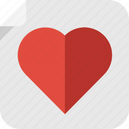 health, heart, in love, like, love, romantic, sweet, valentine icon
