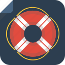 belt, boat, faq, help, life belt, life preserver, ocean, river, rubber ring, sea, water icon
