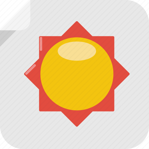 climate, desert, hot, meteorology, summer, sun, sunny, warm, weather, weather forecast icon