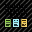 protocol, files, sftp, encryption, transfer, ssh icon