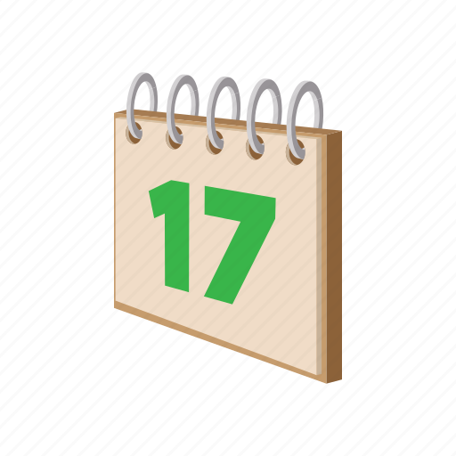 calendar, cartoon, date, day, ireland, irish, patrick icon