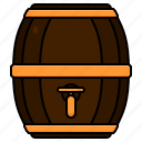 beer, barrel, st patricks day, irish, alcohol, beer keg, beverage