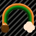 rainbow, st patricks day, irish, ireland, leprechaun