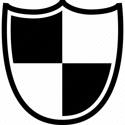 badge, defence, honour, knight, shield icon
