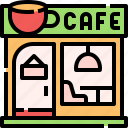 cafe, coffee, shop, store, business