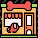pet, shop, dog, store, business