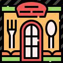 restaurant, shop, store, business