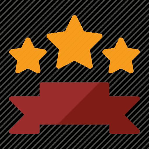 achievement, award, reward, star icon