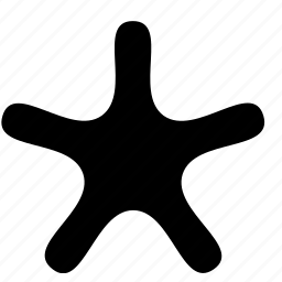 asterisk, five pointed, five points, ninja, star, throwing icon