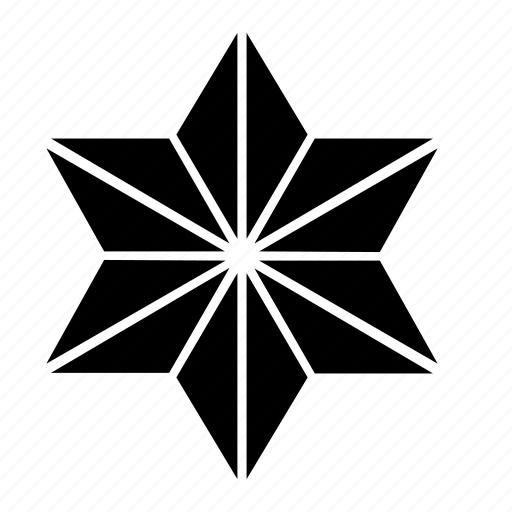 Abstract, flower, star icon - Download on Iconfinder