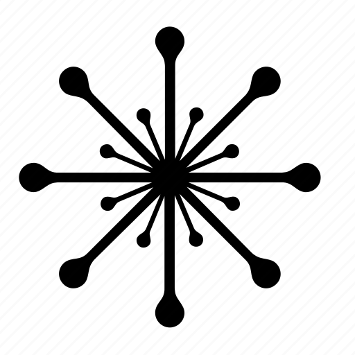 abstract, star icon