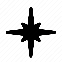 christmas, decoration, holiday, holidays, star, xmas icon