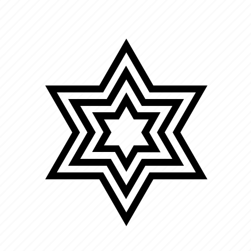 abstract, line, lines, star, stars, stripe, stripes icon