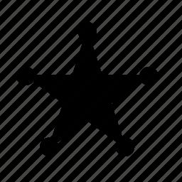 far west, ninja, sherif, sheriff, star, throwing icon