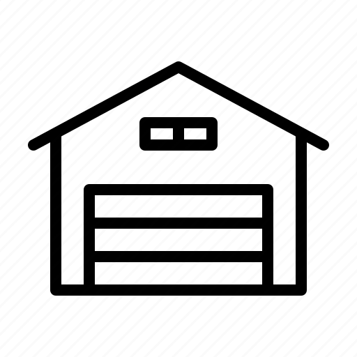 business, company, garage, office, startup icon