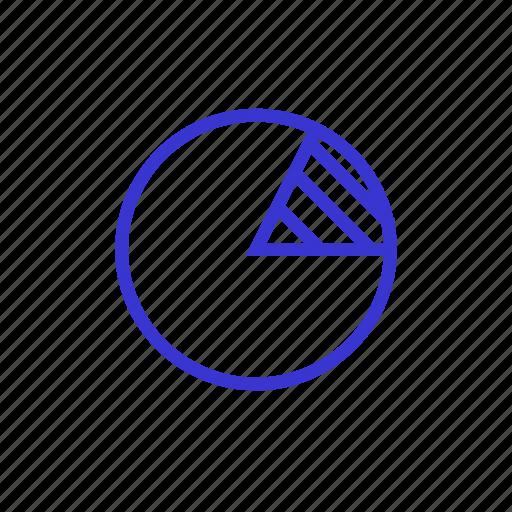 analysis, analytics, diagram, scheme, sector, share, statistics icon