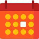 appointment, calendar, date, event, schedule, time icon