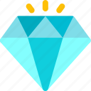 achievement, award, best, gem, jewel, quality, success icon