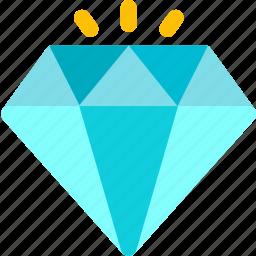 achievement, award, best, gem, jewel, quality, success icon