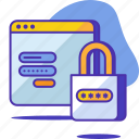 lock, password, safe, security, seo, startup, web icon