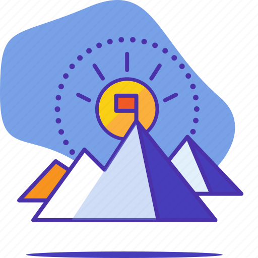 business, flaag, goal, mission, mountain, seo, startup icon
