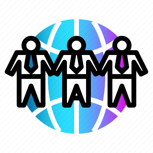 cooperation, corporate, partnership, team, teamwork icon