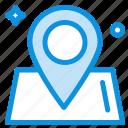 location, map, way, world icon