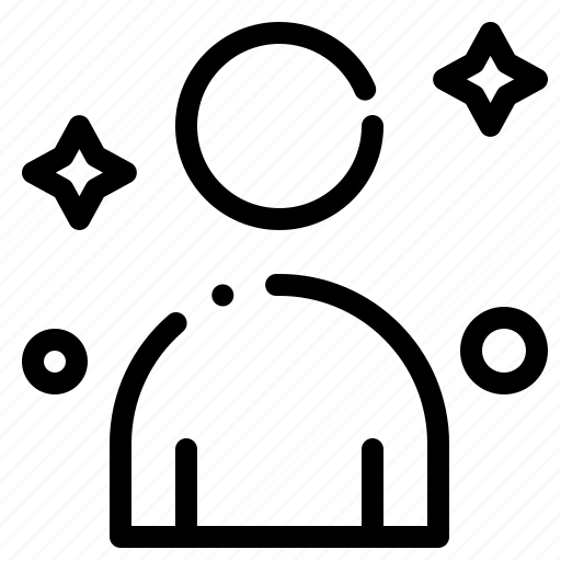 male, man, person icon