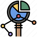 analysis, analytics, business, chart, data, finance icon
