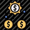 cash, coin, coins, dollar, finance, investment, money