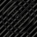goal, success, marketing, arrow, objective, achievement, target