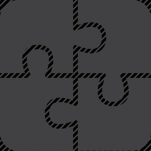 jigsaw, plugin, puzzle icon
