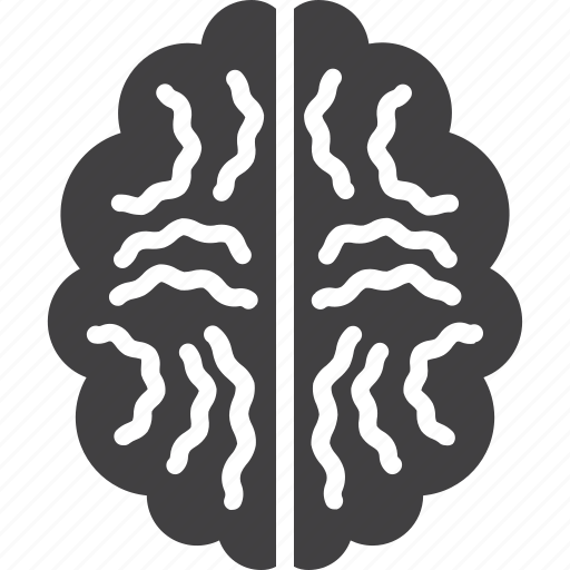 brain, intelligence, mind icon
