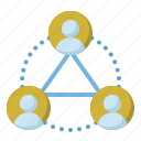 business, connection, network, new business, people, start up, startup icon