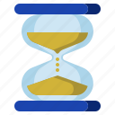 business, deadline, hourglass, new business, start up, startup, timer icon