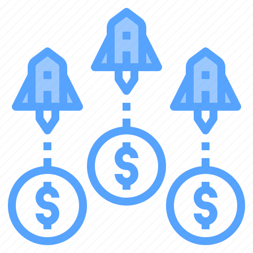business, communication, connection, meeting, money, strategy, vision icon