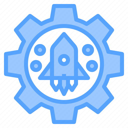 business, communication, connection, meeting, setting, strategy, vision icon