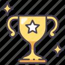 award, best, champion, prize, success, trophy, winner icon