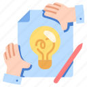 advertising, branding, business, company, design, idea, marketing icon