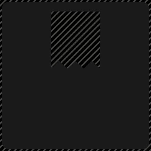 box, business, cardbox, delivery, shipping, symbolicon icon