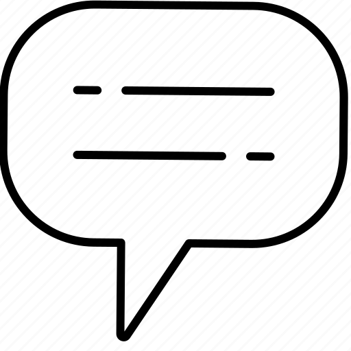 business, chat, chating, message, symbolicon icon