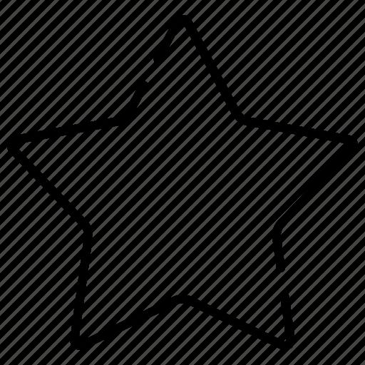 business, favourite, like, star, symbolicon icon